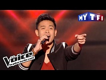 Angelo Powers - « Let Me Love You » (DJ Snake ft. Justin Bieber) | The Voice France 2017 | Blind A.