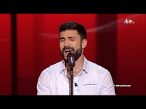 Kamran Shabanov - Your Song | Blind Audition | The Voice of Azerbaijan 2015