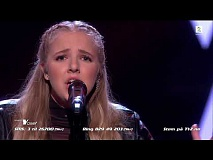 Andrea Santiago - What Now (The Voice Norge 2017)