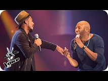 Chase Morton Vs J Sealy: Battle Performance - The Voice UK 2016 - BBC One