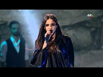 Ayla Shiriyeva - Fighter | 1/4 final | The Voice of Azerbaijan 2015