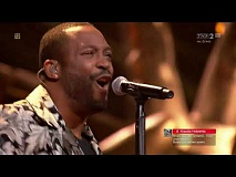"Brian Fentress - ""Love On Top"" - Live 1 - The Voice of Poland 8"