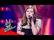 Anna zingt 'Gold' | Blind Audition | The Voice van Vlaanderen | VTM