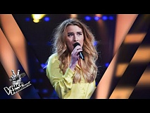 Zoë Smit – Lost On You | The voice of Holland | The Blind Auditions | Seizoen 8