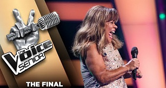 Annet Hesterman – I Will Survive | The Voice Senior 2018 | The Final