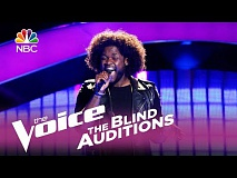 The Voice 2017 Blind Audition - Davon Fleming: