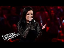 "Dominika Chmielińska - ""Winna""  - The Voice of Poland 8"