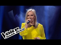 Lara Gear sings 'I See Fire' | The Blind Auditions | The Voice South Africa 2016