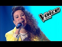 Clara Aceti - Come Mai | The Voice of Italy 2016: Blind Audition
