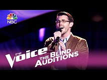 "The Voice 2017 Blind Audition - Dylan Gerard: ""Say You Won't Let Go"""