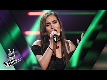 Dachel Dominique – Man Down | The voice of Holland | The Blind Auditions | Seizoen 8