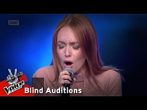 Αθηνά Λιανού - Caruso | 7o Blind Audition | The Voice of Greece