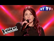 Juliette - « Marcia Baila » (Rita Mitsouko) | The Voice France 2017 | Blind Audition