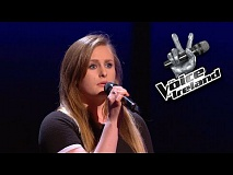 Jessica Brett - The Scientist - The Voice of Ireland - Blind Audition - Series 5 Ep6