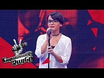 Эрика Давтян (Erika Davtyan) - Audition Toxic - Blind Auditions - The Voice of Armenia - Season 4