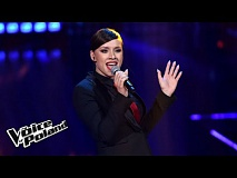 "Asia ""Azzja"" Mądry - ""Smooth Operator"" - Live 2 - The Voice of Poland 8"