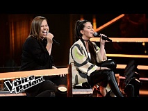 "Sabina Mustaeva vs Karolina Kula - ""Kolorowy wiatr""  - The Voice of Poland 8"
