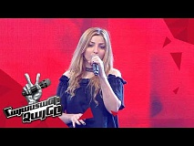 Lilit Hambaryan sings 'Hello' - Blind Auditions - The Voice of Armenia - Season 4