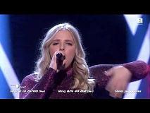 Andrea Santiago - Something's Got A Hold On Me (The Voice Norge 2017)