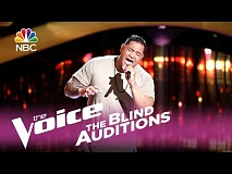 The Voice 2017 Blind Audition - Esera Tuaolo: