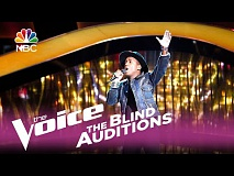 The Voice 2017 Blind Audition - Jon Mero: