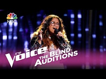 The Voice 2017 Blind Audition - Brooke Simpson:
