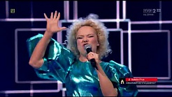 "Jelena Matula - ""Queen Of The Night"" - Live 1 - The Voice of Poland 8"
