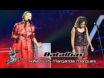 "Sofia Li VS Margarida Marques – ""The Sound of Silence""  