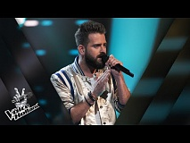 Niels Hereijgers – Love Me Again | The voice of Holland | The Blind Auditions | Seizoen 8