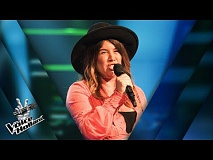 Jaclyn Bradley Palmer – These Words | The voice of Holland | The Blind Auditions | Seizoen 8