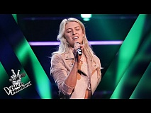Axeela – Pillowtalk | The voice of Holland | The Blind Auditions | Seizoen 8