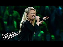 "Magdalena Janicka - ""Domino""  - The Voice of Poland 8"