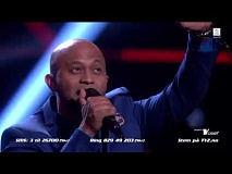 Jeremaya John - Could You Be Loved (The Voice Norge 2017)