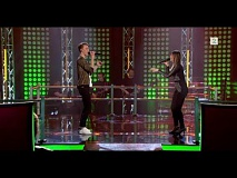 Lena Haarberg & Knut Kippersund Nesdal - Shape Of You (The Voice Norge 2017)