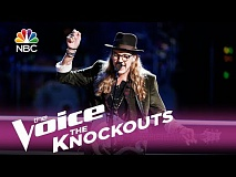 The Voice 2017 Knockout - Dennis Drummond: