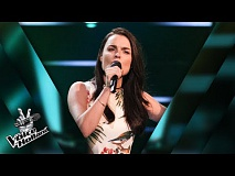 Milou Hesselink – Woman | The voice of Holland | The Blind Auditions | Seizoen 8
