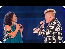 Charley Vs Harry Fisher: Battle Performance - The Voice UK 2016 - BBC One