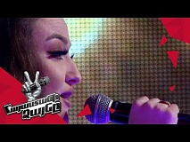 Anjela Ghalechyan sings 'One and Only' - Knockout – The Voice of Armenia – Season 4