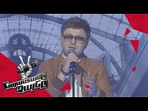 Hayk Ghulyan sings 'Помолимся за родителей' - Gala Concert – The Voice of Armenia – Season 4