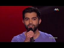 Rauf Babayev  - Hero | Blind Audition | The Voice of Azerbaijan 2015
