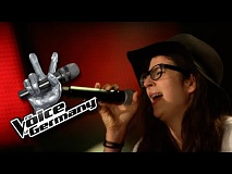 I'd Rather Go Blind - Etta James | Anja Kraml Cover | The Voice of Germany 2016 | Blind Audition
