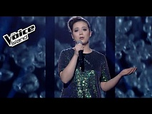 Laufey Lín - Cry Me A River | The Voice Iceland 2015 | Semi finals
