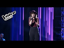 Valborg - I Can't Make You Love Me | The Voice Iceland 2015 | LIVE PERFORMANCE