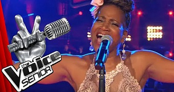 Jermaine Stewart - We Don't Have To Take Our Clothes Off (Anna Greene Dell'Era) | The Voice Senior