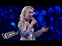 "Jelena Matula - ""Addicted To You""  - The Voice of Poland 8"
