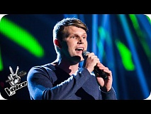 David Williams performs 'Breakeven'  - The Voice UK 2016: Blind Auditions 7