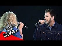 Nelson en Lisa zingen 'FourFiveSeconds' | The Battles | The Voice van Vlaanderen | VTM