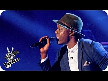 Efe Udugba performs 'Jealous' - The Voice UK 2016: Blind Auditions 3