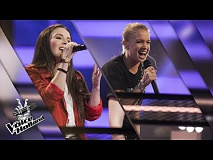 Nikita Pellencau vs. Nina ten Kate – Symphony | The voice of Holland | The Battle | Seizoen 8