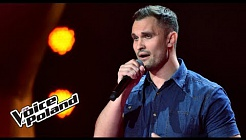"Kirill Latosz – ""Ruzica sy bila"" - Przesłuchania w Ciemno - The Voice of Poland 8"